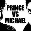 Michael Jackson Vs. Prince.