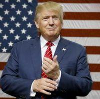 Donald Trump's Great Gamble.