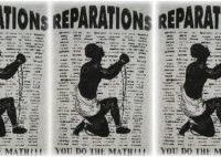 REPARATIONS…Divide & Conquer.