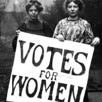 When Women Won the Vote: America Then and Now.