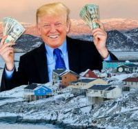 Donald Trump and the Greenland New Deal.