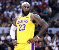 NBA LeBron James Is a Coward.