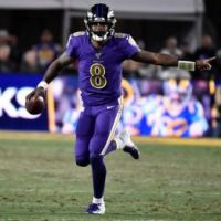 Thoughts on Lamar Jackson's MVP-like season.