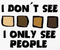 The Offensiveness Of Color-Blindness In America.