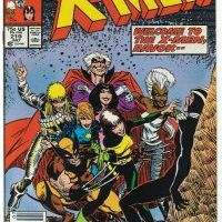 Looking Back At Early X-Men.