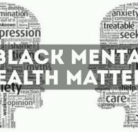 Lay My Burden Down: A Redux of the Mental Health Crisis in Black America.
