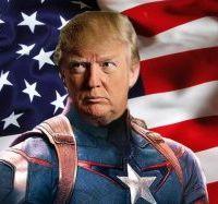 Don't Tread on the Donald Trump Captain.