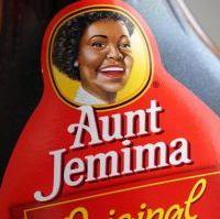 Aunt Jemima 1890-2020.
