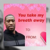 Racist Valentine's Day Card Shows LAPD Still has Work to Do to Break the Code of Racist Silence.