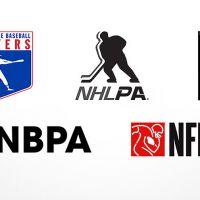 Professional sports unions shine spotlight on the eternal labor versus management fight.