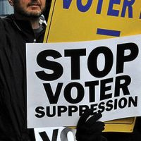 Let's Rebuild The Multi-Racial, Class-Based Coalition To Offset Today's Voter Suppression.