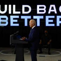 Build Back Better Budget Plan, Them That's Got Shall Get.
