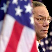 General Colin Powell, The Working Man's Barack Obama.