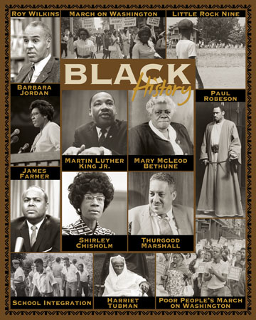 thesis on african american history