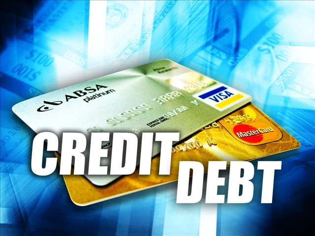 credit card debt consolidating mortgages