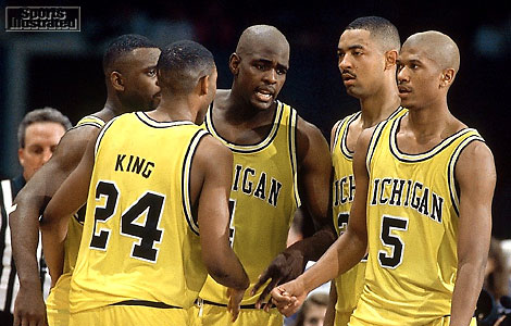 the university of michigan fab five essay Fab five summary edit 0 2 0 tags no the book also talked about the trouble that went on at michigan when the fab five were there some players were getting.
