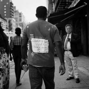 After The Fall: Scenes from New York in The Great Recession