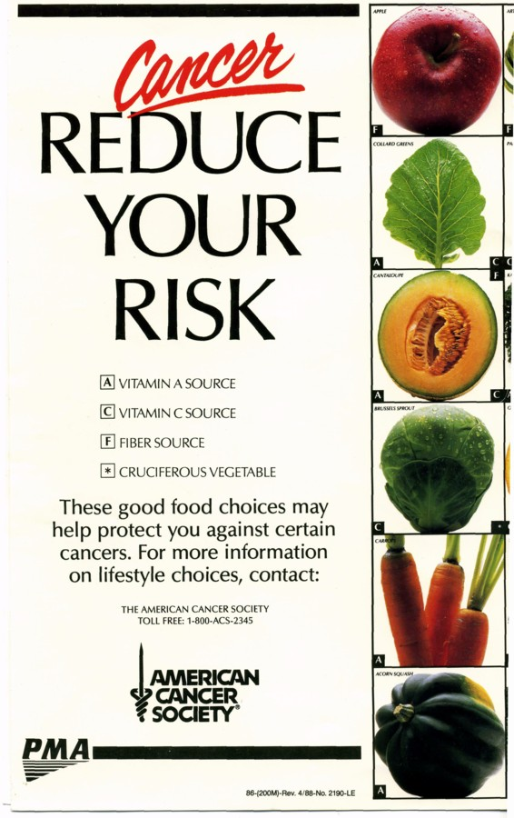 Which 'Foods' Are Cancer Risks For All?