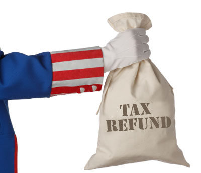 Why getting a tax refund check is not a good idea thyblackman com