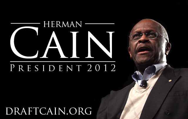 Herman Cain Will Never Get Serious Consideration from Blacks on