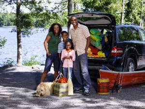 travel and family recreation