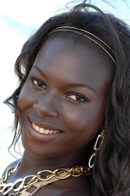 Dark Skin Asian Girls