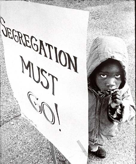 Segregation Down…. Not Quite: Looking at the Whole Non ...