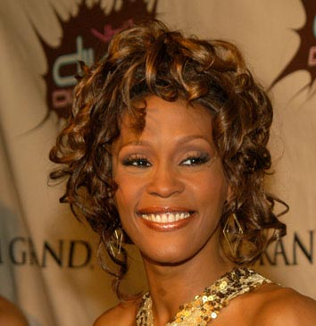 loved Whitney Houston.