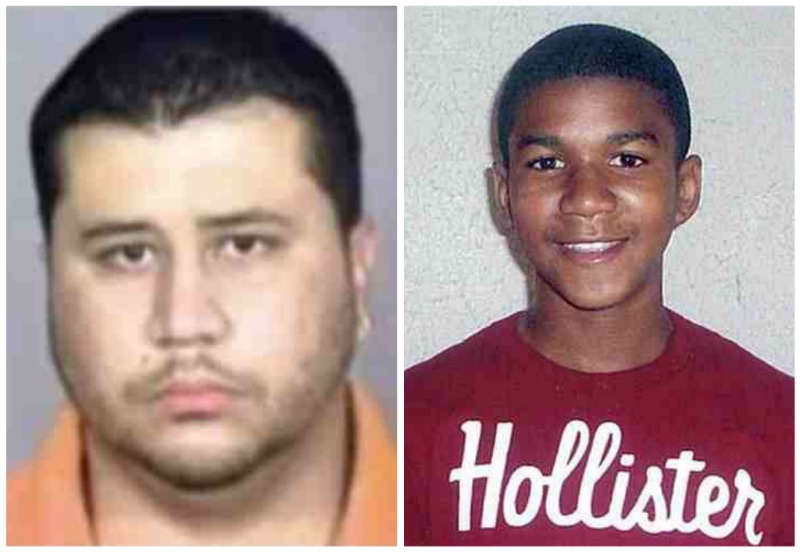 george zimmerman trayvon martin and legal