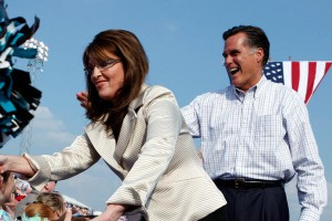 Sarah Palin 2012, Yes Mitt Romney VP Choice maybe.