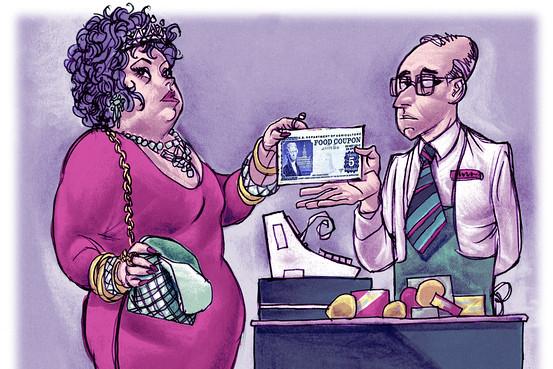 gop mitt romney resurrects the welfare queen thyblackman