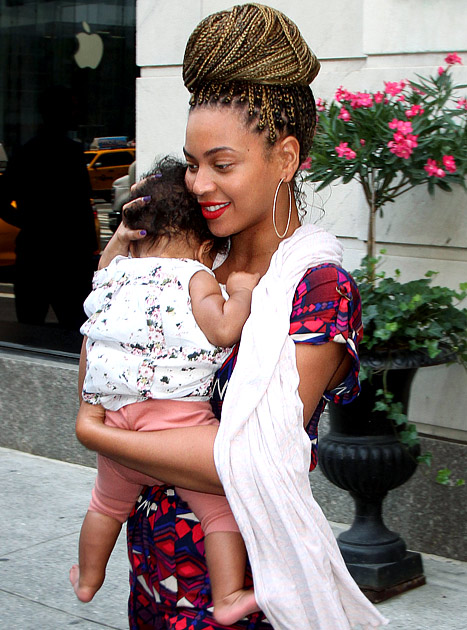 Blue Ivy Carter Beyonce Yes Welcome To The Throne