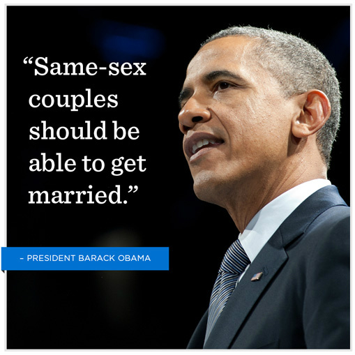 same sex marriage is about equality not religion quotes in Florida