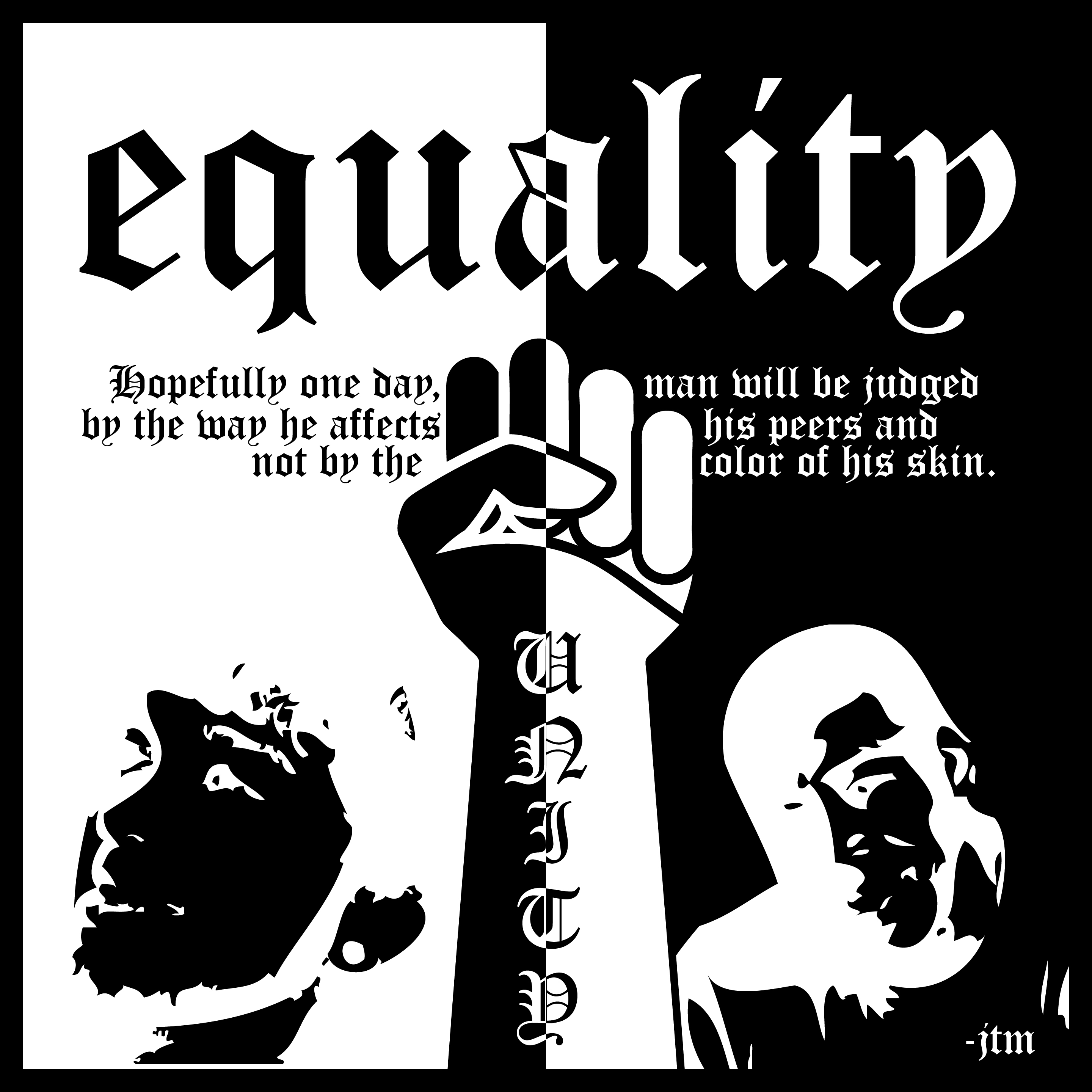 "rights of equality One of the first principles articulated in the declaration of independence is that of equality the declaration asserts that ""we hold these truths to be self-evident, that all men are."