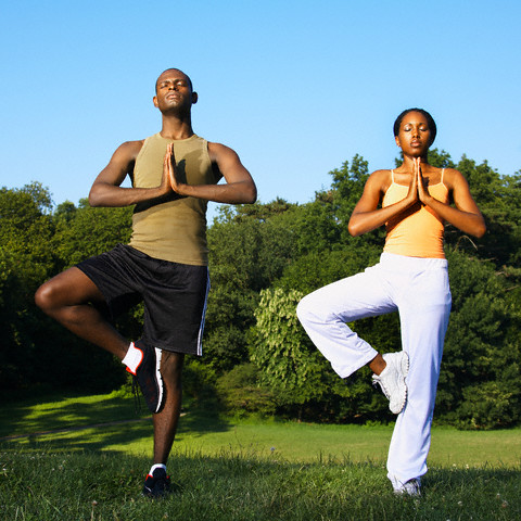 Yes, Pain Relief…The Yoga Way… : ThyBlackMan.com