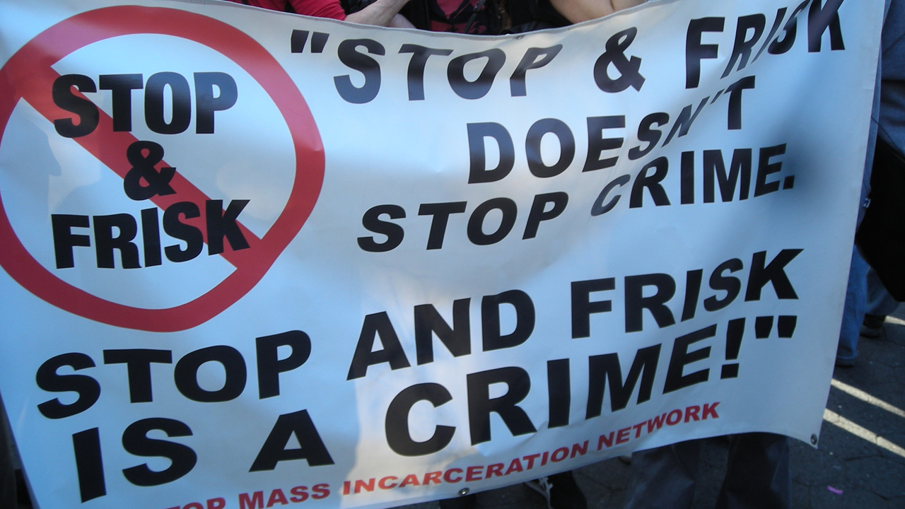 stop and frisk law