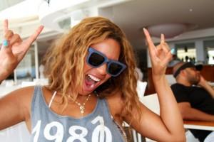 Beyonce-shares