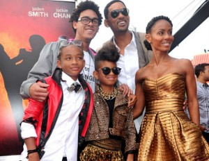 Will-Smith-Family