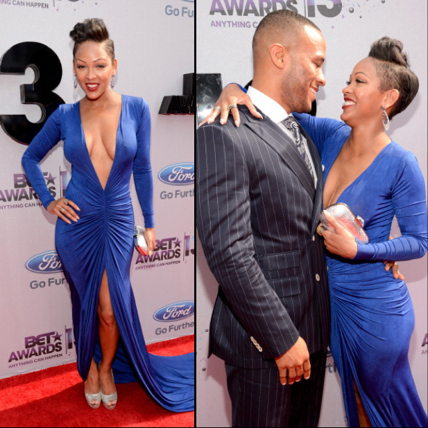 Did Meagan Good S Dress Shed Light On Judgmental