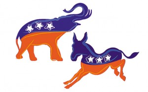 election-gop-dem-elephants