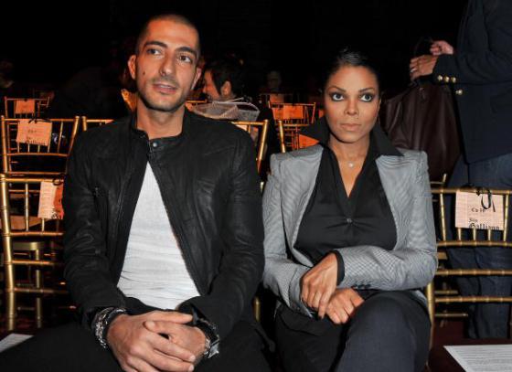 Janet Jackson And Husband Home