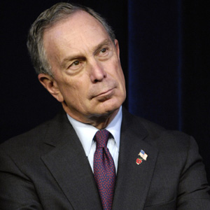 Former NYC Mayor Michael Bloomberg, King Of Stop And Frisk, Tries To Make Everyone Forget.