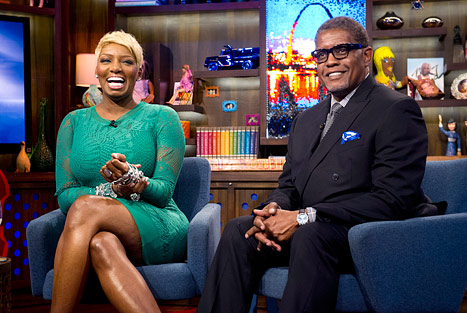 The famed reality television star Real Housewives Of Atlanta NeNe