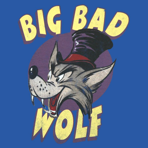 the big bad wolf story