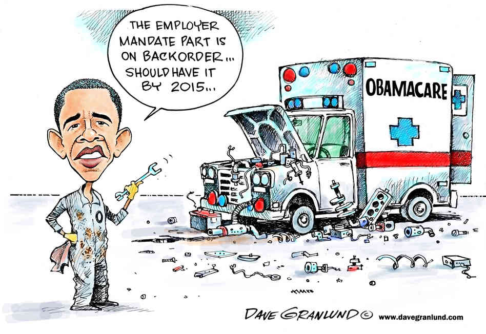 Costly Car Tune Up >> Why Obamacare Will Triumph Despite Glitches and the GOP. : ThyBlackMan