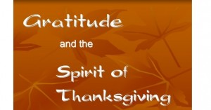 ThanksgivingGratitude
