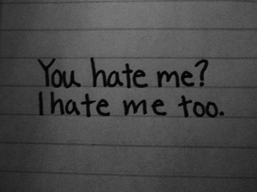 Black Self Hate Quotes. QuotesGram Ненависть Картинки
