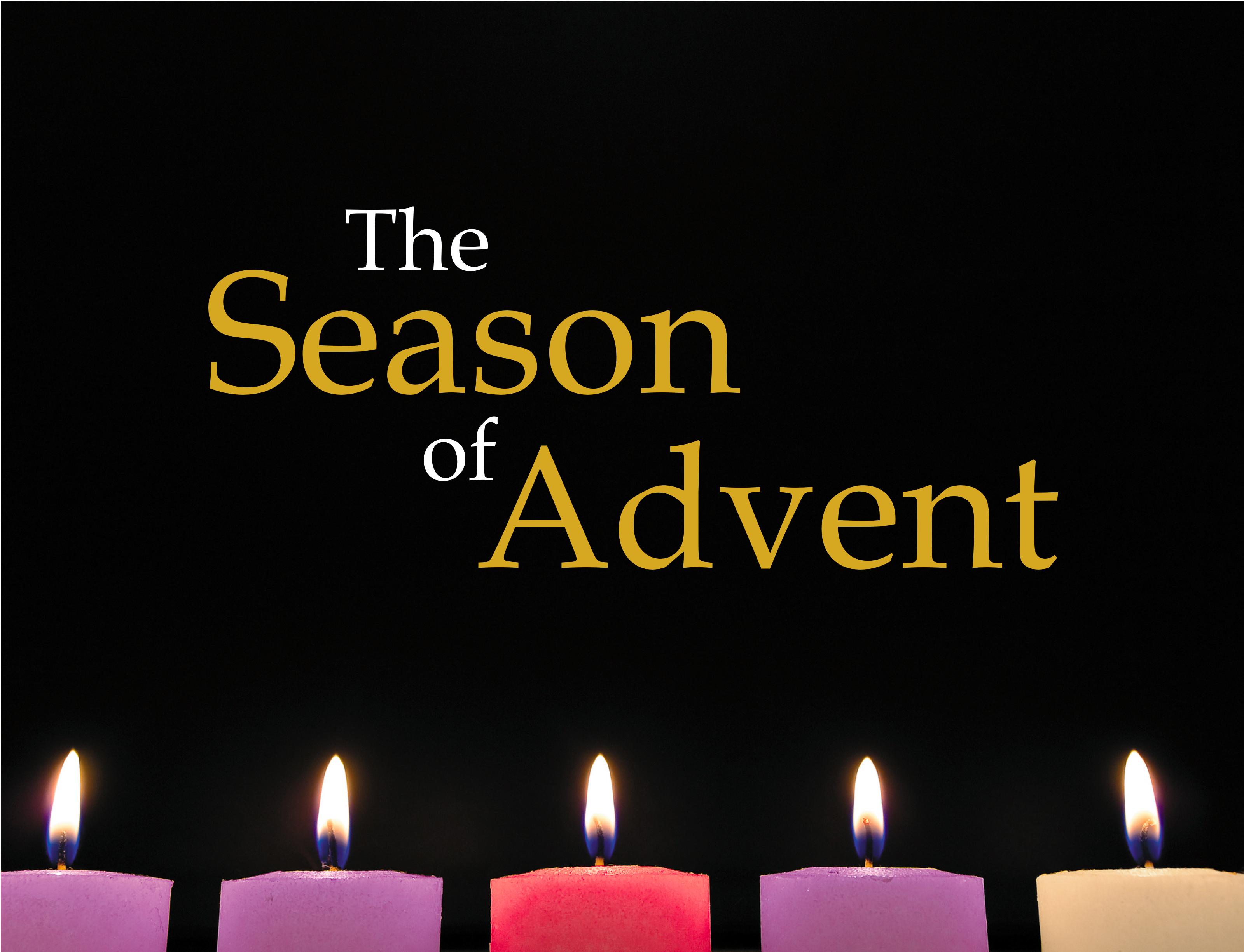 adventures in the season of advent thyblackman