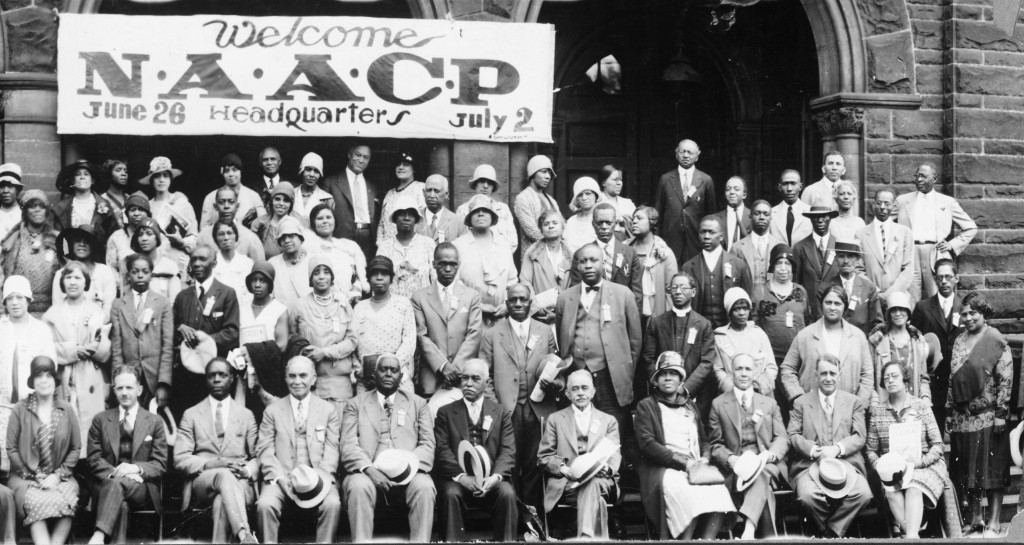 Welcome NAACP Headquarter group photo