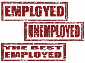 employed-unemployed-written-inside-vector-illustration